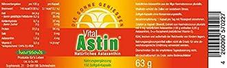 Astaxanthin Bild