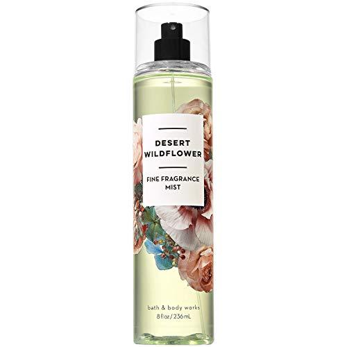 - Bath and Body Works DESERT WILDFLOWER Fine Fragrance Mist 8 Fluid Ounce (2019 Edition)