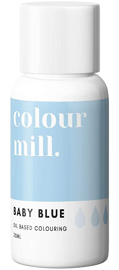 Amazon.com : Colour Mill Oil-Based Food Coloring, 20 ...