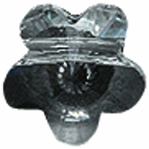 Swarovski 5744 Five Petal Flowers Beads, Transparent Finish, 8mm, Crystal, 8-Pack Swarovski Petals