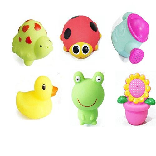 BIGTHING Bath Squirters Colorful Assorted product image