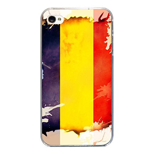 "Disagu Design Case Coque pour Apple iPhone 4s Housse etui coque pochette ""Rumänien"""