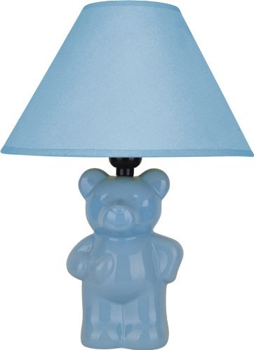 eramic Teddy Bear Table Lamp 15