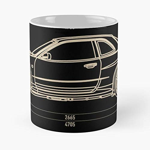 Skyline Nissan Gtr - Ceramic Novelty Cup Best Gift For Father Day