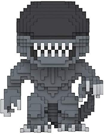 Funko Pop!- 24597 Horror: 8-bit Alien, Multicolor: Amazon.es: Juguetes y juegos