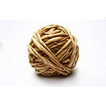 Knit Collage, Sister Yarn, 100 yds 3 st per inch (Camel Heather)