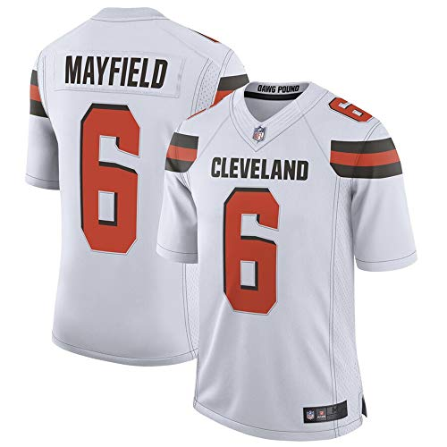#6 Baker Mayfield Cleveland Browns Limited Jersey - White XL