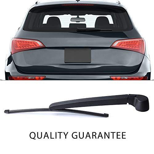 For Audi Q5 2009-2015 Vehicles Rear Windshield Back Wiper Arm Blade Set OTUAYAUTO Factory OEM Replacement 8R09554071P9