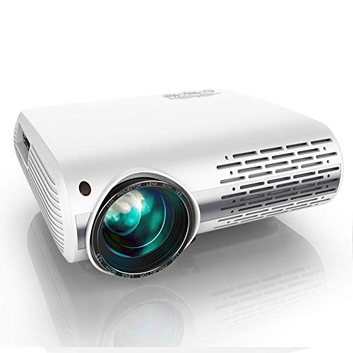 YABER Y30 Native 1080P Projector 7200L Full HD Video Projector 1920 x 1080, ±50° 4D Keystone Correction Support 4k…