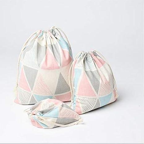 Amazon.com: Bolsas de almacenamiento con cordón para zapatos ...