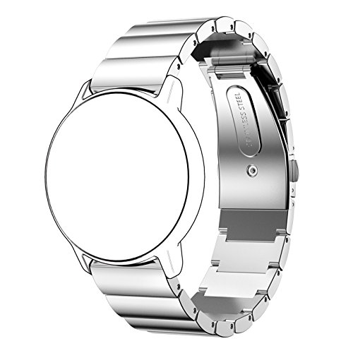 Tabcover Correa Compatibile for AMAZFIT Sport,22mm Stainless Steel ...
