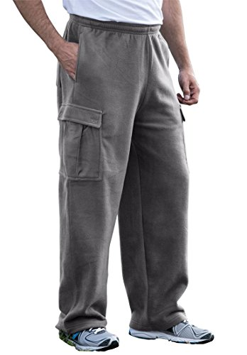 Velour Cargo Pocket Pants - 2