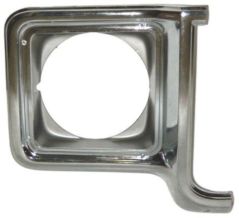 OE Replacement Chevrolet/GMC Passenger Side Headlight Door (Partslink Number GM2513134)