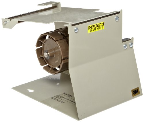 Scotch Label Protection Dispenser M707, 4 in by Scotch