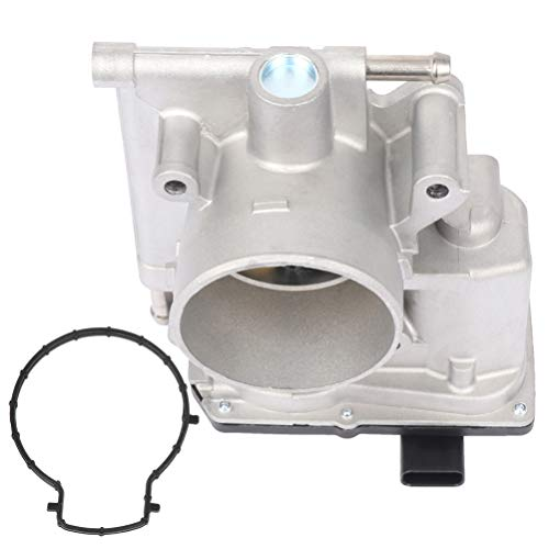 INEEDUP Throttle body E101284 Throttle Body Assembly accessories Fit for 2004-2005 Mazda 3, 2006-2007 Mazda 5, 2003-2005 Mazda 6 (Mazda Protege Body Part)