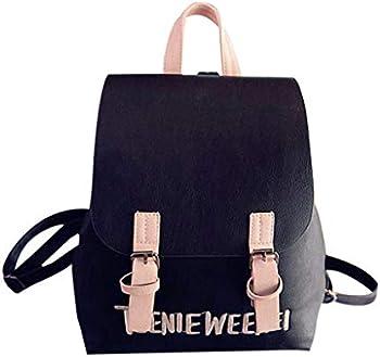 Pongfunsy Fashion Wild Student Leisure Travel Women's Backpack