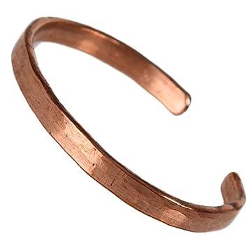 Bracelet cuivre anti douleur homme