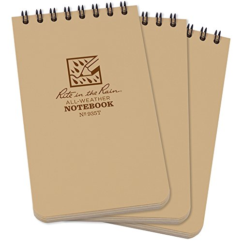 Golf Notepad (Rite In The Rain All Weather Tactical Pocket Notebooks, 3