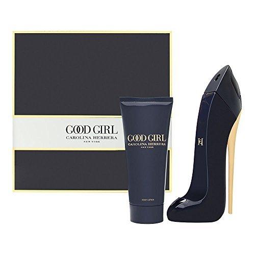 - Good Girl by Carolina Herrera for Women 2 Piece Set Includes: 2.7 oz Eau de Parfum Spray + 3.4 oz Body Lotion