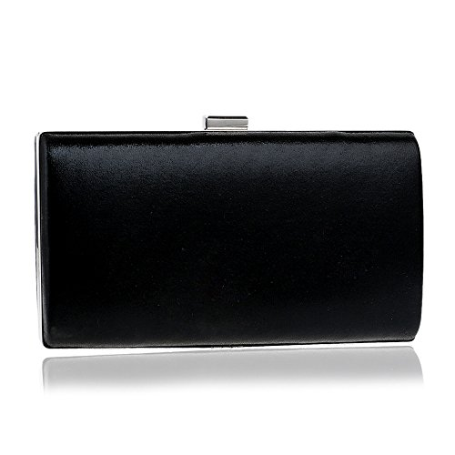 Small Banquet Black Dress Bag Dress Clutch Dinner Fashion Evening GROSSARTIG Female Bag Bag Square gq1cwF