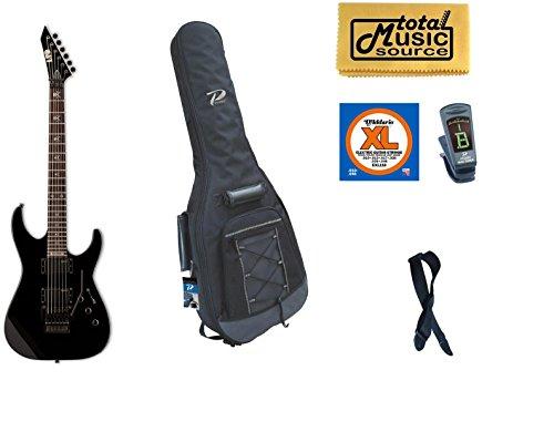 Esp Ltd Kh 330 Kirk Hammett Electric Guitar W Gig Bag Accessories