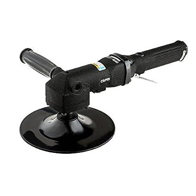 "Capri Tools 32076 Cp Air Angle Sander, 7""/4500 rpm"