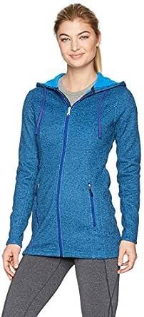 Spyder Women's Endure Novelty Long Mid Wt Stryke Jacket
