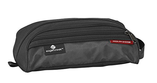 Eagle Creek Pack It Quick Trip Toiletry Organizer, Black