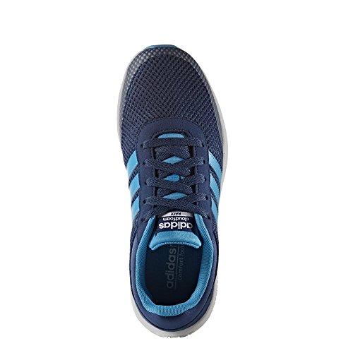 adidas Cloudfoam Race K, Zapatillas Unisex Niños, Azul (Azumis/Azusol/Ftwbla), 36 EU