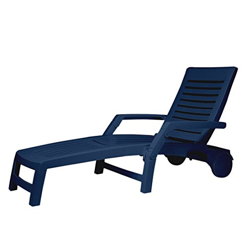 BEST 15400020 Rollliege Florida, blau