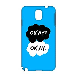Evil-Store The Fault in our stars 3D Phone Case for Samsung Galaxy s5