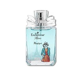 Enchanteur Paris Magique Eau De Toilette (EDT), Perfume for Women with Apple, Magnolia and Praline, 50 ml