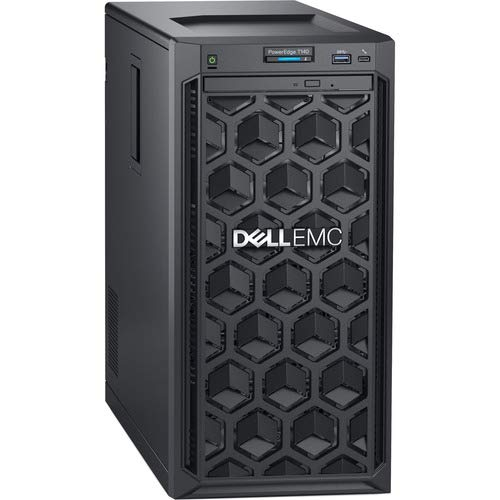 Dell EMC PowerEdge T140 Mini-Tower Server – 1 x Xeon E-2124-8 GB RAM – 1 TB (1 x 1 TB) HDD – 12Gb/s SAS, Serial ATA/600 Controller – 1 Processor Support – 64 GB RAM Support – Gigabit Ethernet – No –
