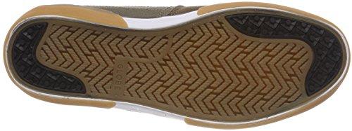 Globe Legacy Homme Chaussures Skateboard De Vert gum olive Mojo Brown Sr5ZqS