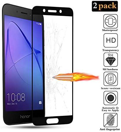 GoodcAcy[2-Pack Protector Pantalla Huawei Honor 6A, Cristal ...