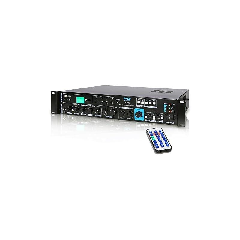 70V System Audio Power Amplifier - 700W