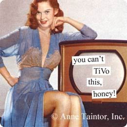 Anne Taintor 1361 3-3/8-Inch Square Magnet, (Sunset Refrigerator Magnet)