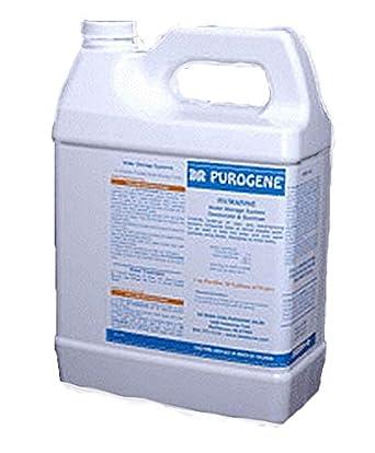 Tratamiento de agua de purogene, dispensador de agua concentrado de 5 años de preparación para