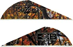 100 - Pk. Bohning® Blazer Vanes, CAMO