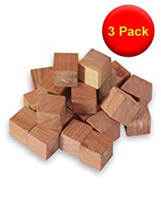 VALUE PACK 3x Red Cedar Nuggets (72 Units)