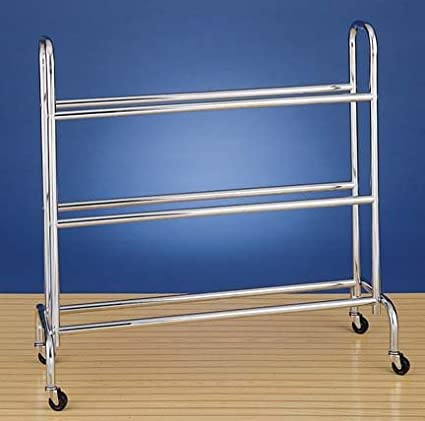 Gared 3 Tier Basketball Ball Rack (12 Ball Capacity)