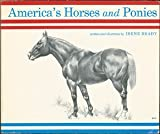 img - for America's Horses and Ponies. book / textbook / text book