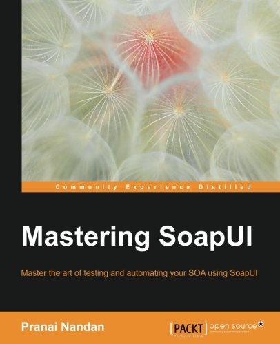 Mastering SoapUI Front Cover