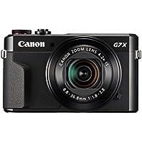 Canon PowerShot Digital Camera [G7 X Mark II] with Wi-Fi & NFC, LCD Screen, and 1-inch Sensor…
