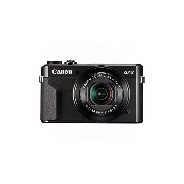 RetinaPix Canon Power Shot G7X Mark II 20.1 MP Digital Vlogging Camera