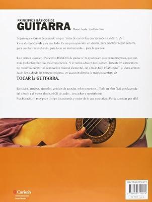 Principios Básicos de Guitarra (Principios Basicos): Amazon.es ...