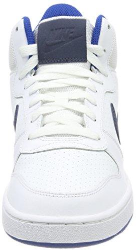 Nike Herren Court Borough Mid Basketballschuhe: