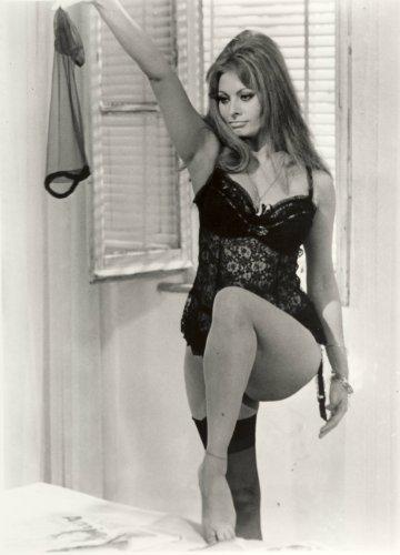 5836de08157 Sophia Loren Striptease Poster Photo Pinup Art Girl Model Pinups Posters  11x14