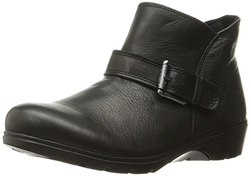 Skechers Women's Metronome-Mod Squad Ankle Bootie,Black,6.5 M US (Skechers Womens Metronome Mod Squad Ankle Bootie)