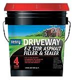Best Driveway Sealers - E-Z Stir Driveway Asphalt Filler/Sealer Review